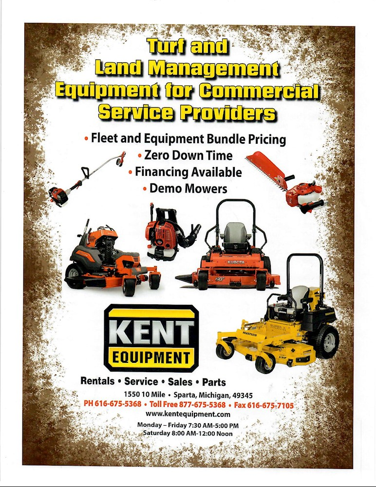 TURF AND LAND MANAGEMENT FLYER